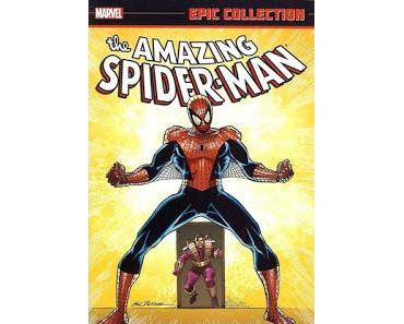 OLDIES : LES AVENTURES COSMIQUES DE SPIDER-MAN