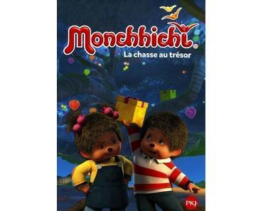 Le grand retour du Kiki de tous les kikis - Les aventures des Monchhichi chez Pocket Jeunesse