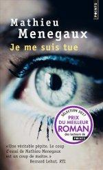 Je me suis tue  -  Mathieu Menegaux   ♥♥♥♥♥
