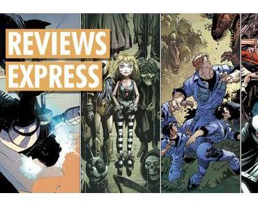 Titres DC Comics sortis les 11, 18 et 25 juillet 2018