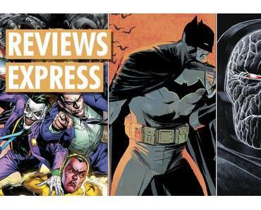 Titres DC Comics sortis le 1er août 2018