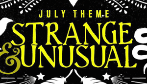 [OWLCRATE] Unboxing mois juillet Strange Unusual