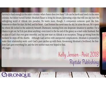 To See the Sun – Kelly Jensen (Lecture en VO)