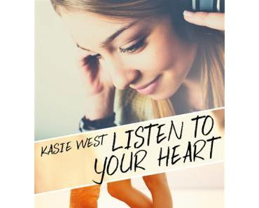 Listen to your heart, de Kasie West