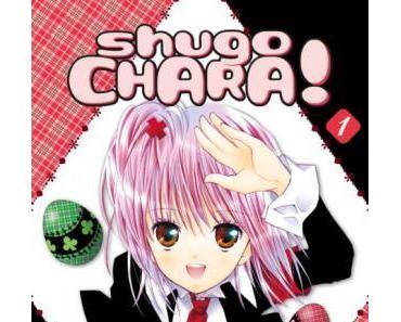 Shugo Chara ! T01 et T02 de Peach-Pit