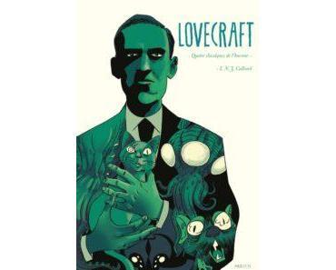 Lovecraft (Lovecraft, Culbard) – Akileos – 29,50 €