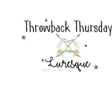 Throwback Thursday Livresque (n°75)