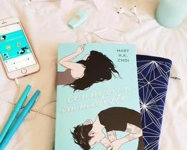Connexion immédiate » Mary H. K. Choi