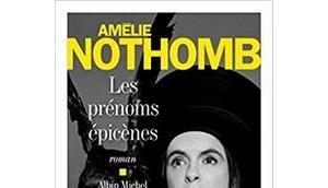 prénoms épicènes, Amélie Nothomb