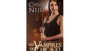 'Les Vampires Chicago, tome morsures sont éternelles' Chloe Neill