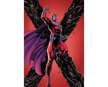 X-MEN BLACK #1 : AVEC MAGNETO (EN PETIT VIEUX)