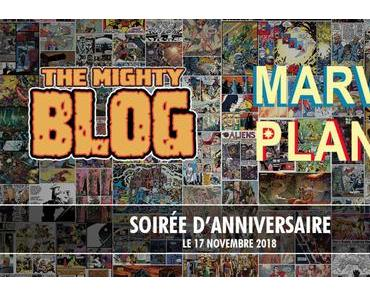 Mighty Blog fête ses 5 ans avec Marvel Planet