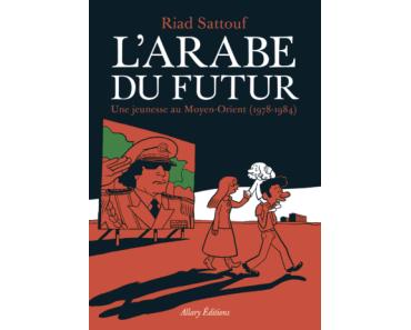 L'Arabe du Futur de Riad Sattouf