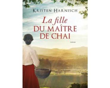 [Chronique]La fille du maître de chai de Kristen Harnisch