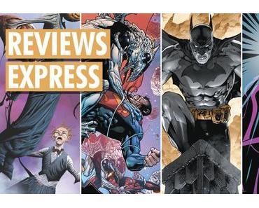 Titres DC Comics sortis le 3 octobre 2018
