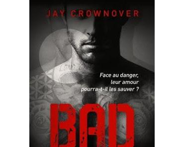 'Bad, tome 5 : Amour insaisissable' de Jay Crownover