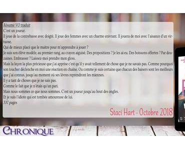 Player – Staci Hart (Lecture en VO)
