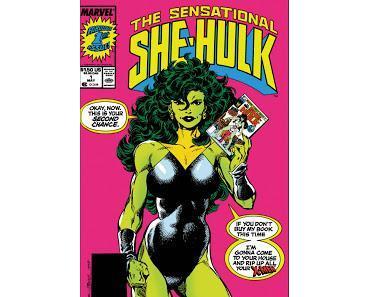 SHE-HULK : LA MISS HULK DE JOHN BYRNE
