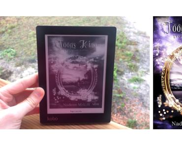 Toons King, tome 1 : L'éveil par le rêve