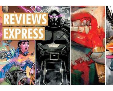 Titres DC Comics sortis le 24 octobre 2018