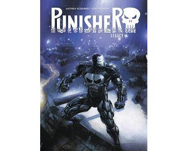 "PUNISHER LEGACY TOME 1 : FRANK ""WAR MACHINE"" CASTLE"
