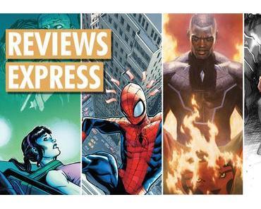 Titres Marvel Comics sortis les 24 et 31 octobre 2018