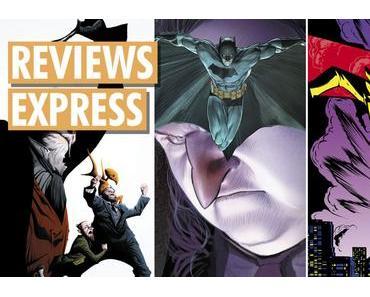 Titres DC Comics sortis le 7 novembre 2018