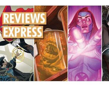 Titres Marvel Comics sortis le 7 novembre 2018