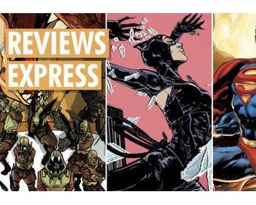 Titres de DC Comics sortis le 14 novembre 2018