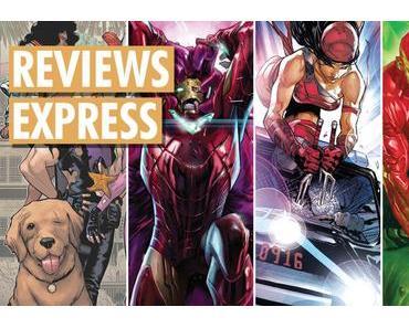 Titres de Marvel Comics sortis le 21 novembre 2018