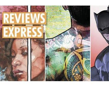 Titres de DC Comics sortis le 21 novembre 2018