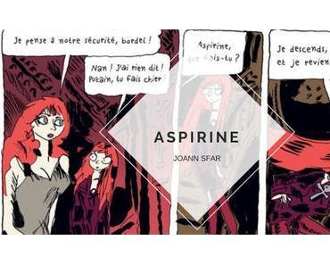 ASPIRINE, JOANN SFAR