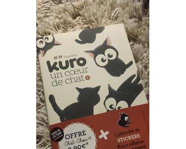 Kuro, un coeur de chat - 1 - Sugisaku