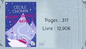 Laisse tomber neige Cécile Chomin