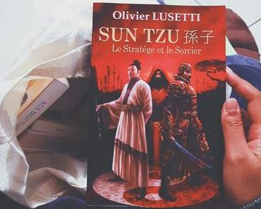 Sun Tzu - Le Stratège et le Sorcier d'Olivier Lusetti