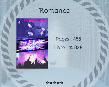 Music & Love #1 » Alexandra Lanoix