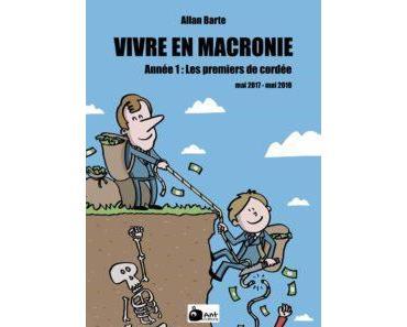 Rencontre avec Allan Barte, auteur de Vivre en Macronie T1