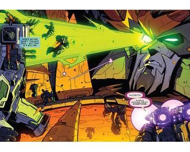 Transformers: Unicron #6