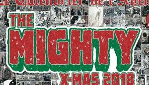 Mighty X-Mas 2018 Jour