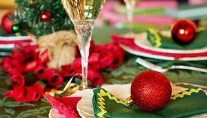 Abécédaire belle table Noël