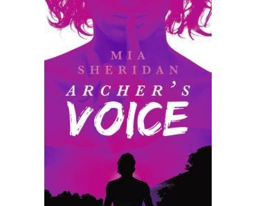 Archer's voice, de Mia Sheridan