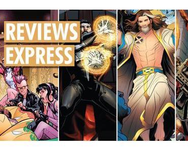 Titres de Marvel Comics sortis le 5 décembre 2018