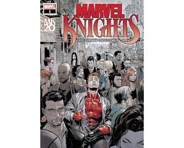 MARVEL KNIGHTS #1 #2 #3 #4 ; LA MINI SÉRIE DES 20 ANS