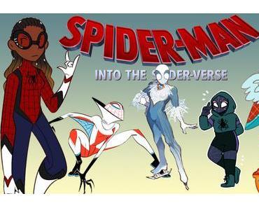 #Spidersona : lorsque les fans créent leur propre personnage du Spider-Verse