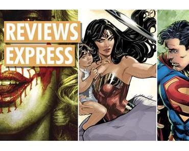Titres de DC Comics sortis le 12 décembre 2018