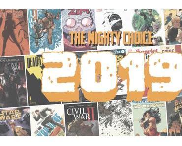 Les comics que nous attendons le plus en 2019