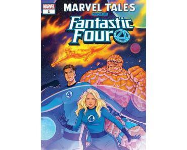 MARVEL TALES #1 : FANTASTIC FOUR SPECIAL