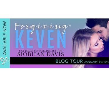 Blog Tour ~ Forgiving Keven de Siobhan Davis