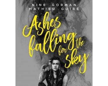 Ashes falling for the Sky – Nine Gorman et Mathieu Guibé