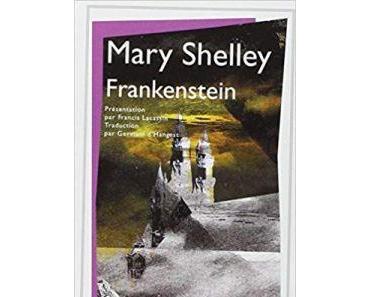« Frankenstein » de Mary Shelley